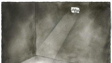 Illustration: Vintage Michael Leunig