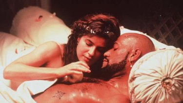 M-rated ... Oliver Parker's 1955 film of <em>Othello</em>.