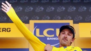 Wanted man . . . Fabian Cancellara is on the market.