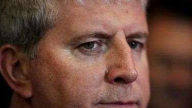 Privacy Minister Brendan O'Connor... ''very concerned''.