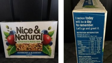 Experts argue that the word 'natural' is used over such a broad range of products, it is not a helpful way of determining nutritional value.