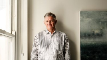 Wotif founder Graeme Wood still holds 15.5 per cent of the company.