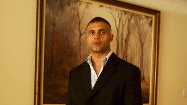 Suing the police ... Sydney criminal lawyer Adam Houda.