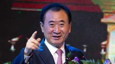 Chinese businessman Wang Jianlin's Wanda Hotel Development company is likely to be hit by the investment curbs.