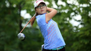 Lydia Ko has parted ways with her coach.