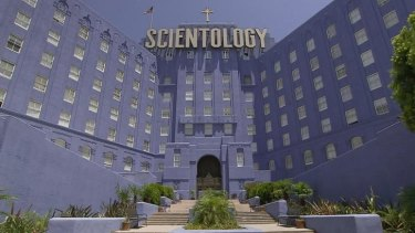 Up there: Alex Gibney's revealing documentary <i>Going Clear: Scientology and the Prison of Belief</i> was one of the festival's best films.