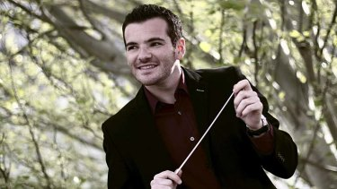 Life in music: Lionel Bringuier will lead Zurich's Tonhalle Orchestra.