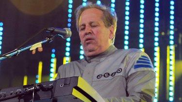 Bob Casale was one of Devo's original members.