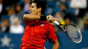 Novak Djokovic won the 54-shot rally.