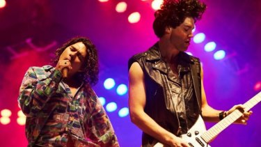 The biopic <i>INXS: Never Tear Us Apart</i> was the only drama in the 50 most-watched shows of 2014.