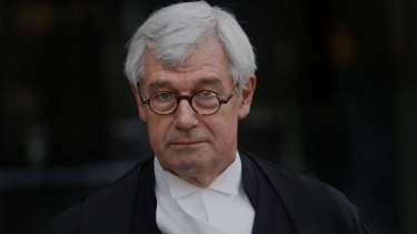Human rights lawyer and refugee advocate Julian Burnside has called out Foreign Minister Bob Carr over his comments regarding asylum seekers.