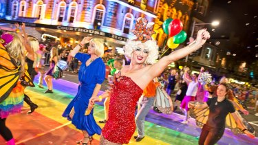 Sydney's Gay and Lesbian Mardi Gras Parade has come a long way from its first event in 1978.