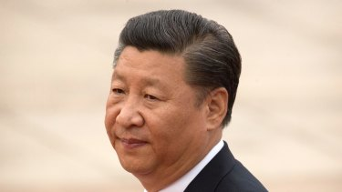 The Communist Party internal discipline body spearheaded  President Xi Jinping's crackdown on corruption.