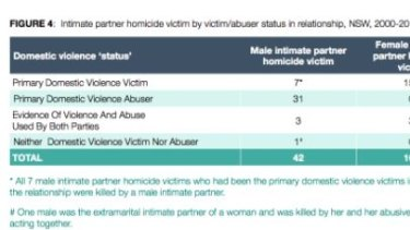 Source: NSW Domestic Violence Death Review Team Report 2015/2017, p193