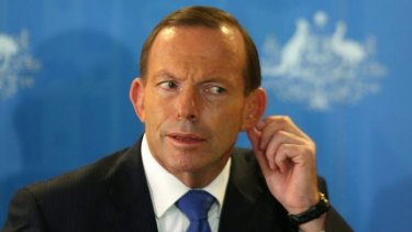 Tony Abbott, aided and abetted by an utterly dysfunctional personal office, has wandered way off the beaten track.