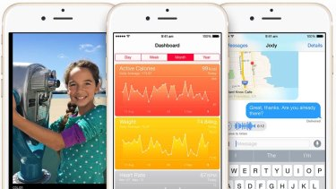 Apple's new operating system, iOS 8, has been called its biggest change ever.