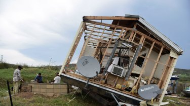 Puerto Rico perils:Intensity of storms - and other weather extremes - is getting worse.