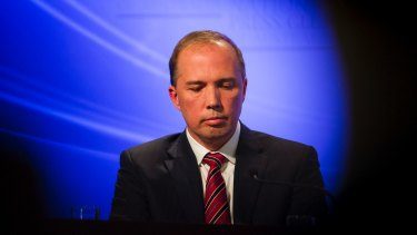 Health Minister Peter Dutton has accused the Labor party of playing politics on the Ebola issue.