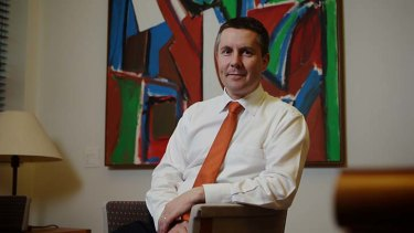 """""""Predicting a large increase in the demand for aged care by this group"""" ... Mark Butler."""