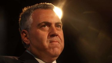 Treasurer Joe Hockey continues to defend his comments about poor people and cars as pointing out the facts.