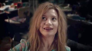 Mia Wasikowska in Only Lovers Left Alive.