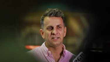 NSW Minister for Transport Andrew Constance has questioned building large motorways