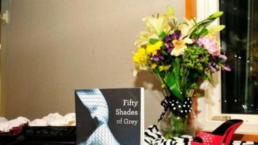 """The book Fifty Shades of Grey has put """"mummy porn"""" in the spotlight."""