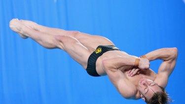 Matthew Mitcham has retired from diving.