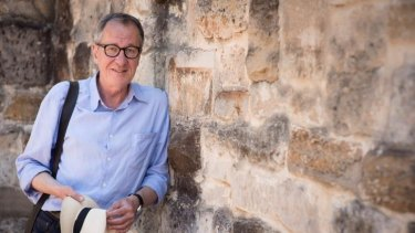 Geoffrey Rush on the trail of his ancestors in <i>Who Do You Think You Are</i>.