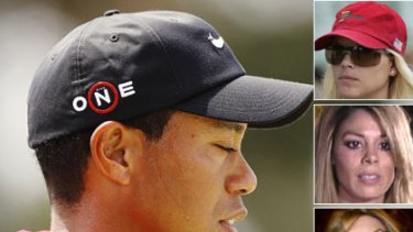 How Tiger's life became a car wreck