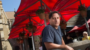 Yuri Angele, co-owner of Brunetti, has been forced to leave the City Square.