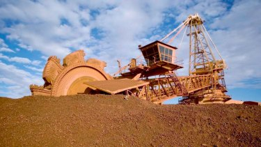 Rio Tinto's iron ore division must produce record exports over the December quarter to meet company guidance.