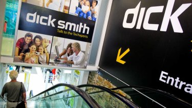 Dick Smith floated last year after being sold off by Woolworths in 2012.