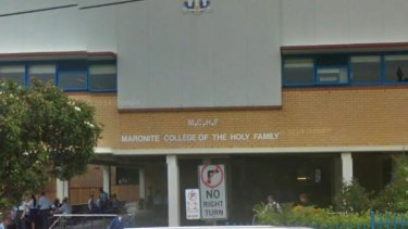 Maronite College of the Holy Family in Harris Park.