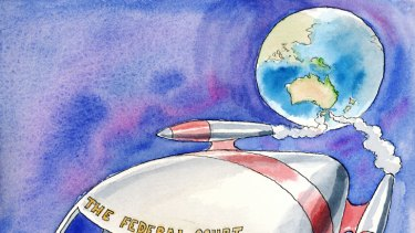 Cartoon: John Spooner