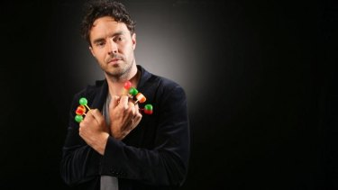 The bitter truth: <i>That Sugar Film</i> director Damon Gameau.