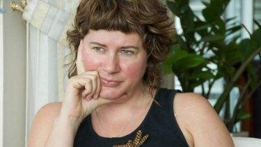 Author Sophie Cunningham.