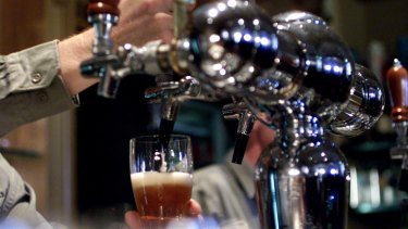 Small brewers claim many products wearing a 'craft beer' label are in fact produced by the major brewers.