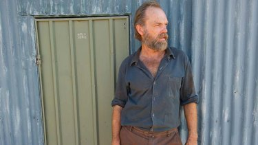 Screen presence: Hugo Weaving in <i>The Turning</i>, which is being shown in 25 cinemas.