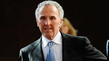 Frank McCourt ... said to be two versions of post nuptial agreement.