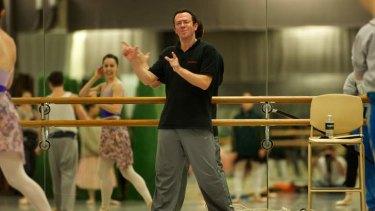 Choreographer Alexei Ratmansky.