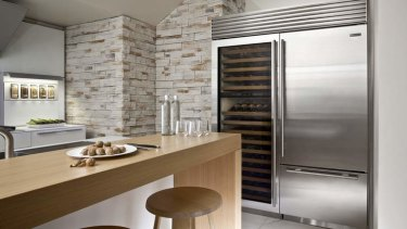 Cool stuff: Sub-Zero's NASA technology brings the space age to the kitchen.