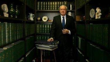 The man: Gough Whitlam.