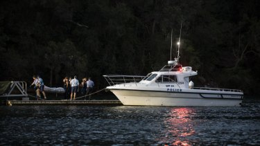 Police divers recovered six bodies from the sea plane crash site.