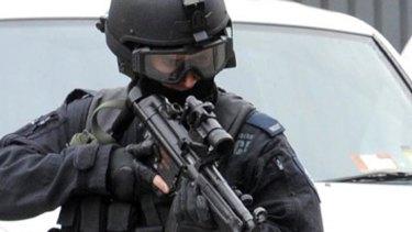 Elite police super group