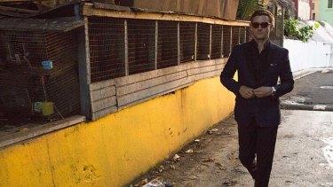 Walking the line: Justin Timberlake cuts a stylish figure in <i>Runner Runner</i>.