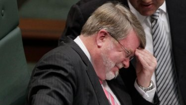 Usually above the political fray, the Labor MP and Speaker of the House Harry Jenkins was moved to comment after analysis by <i>The Age</i>.