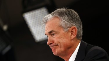 Fed chairman Jerome Powell says there is currently no need to move rates in either direction.