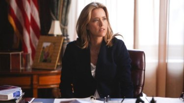 Madam Secretary: Tea Leoni establishes her credentials as US Secretary of State.