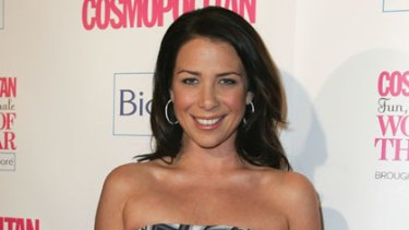 Winner of favourite radio personality ... Kate Ritchie.